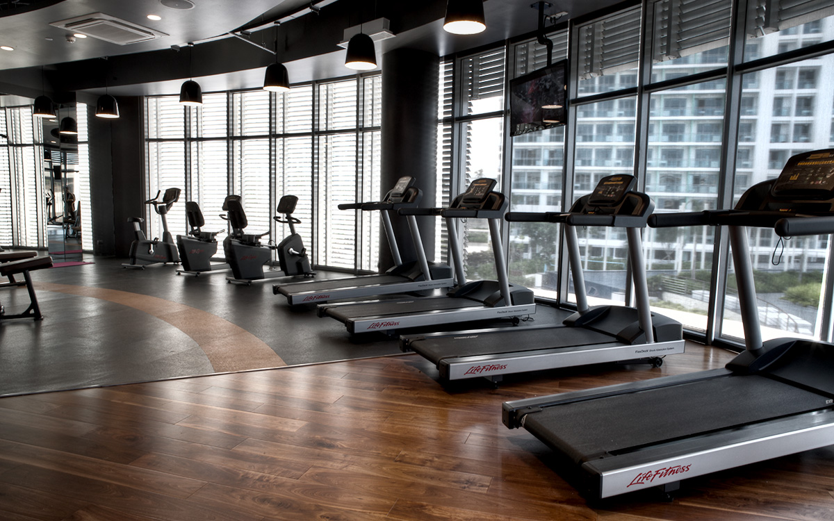 Azure Urban Resort Residences Paris Beach Club Fitness