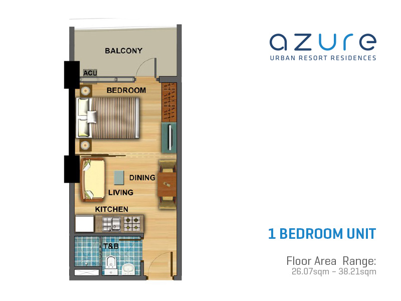Azure Urban Resort Residences Floor Plans Real Estate